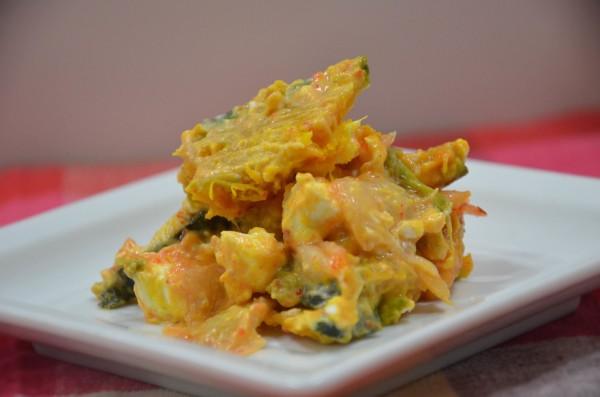 雑うまレシピ(韓国かぼちゃ)