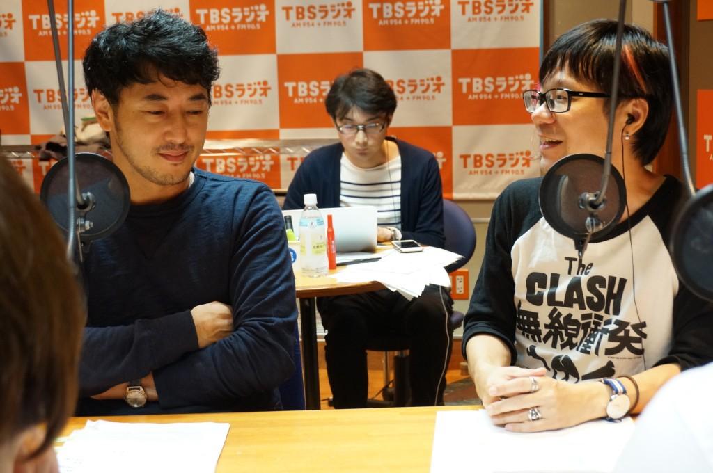 速水健朗さん&鈴木謙介さん(撮影:ササキミチヨ)