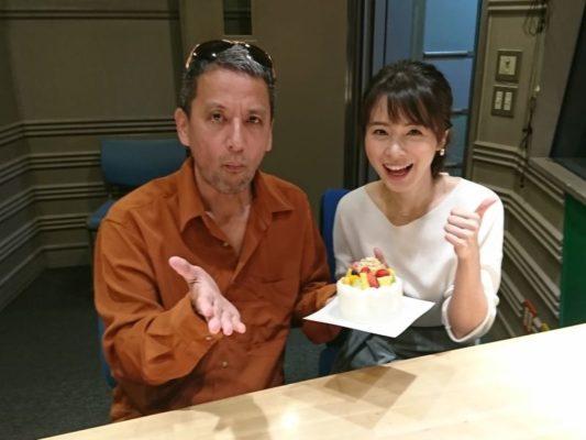 小沢コージさんの誕生祝