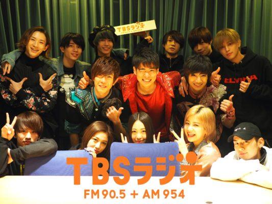 XOX・BOYS AND MEN・lol (キスハグ・ボイメン・エルオーエル)『渋谷で緊急ミーティング』