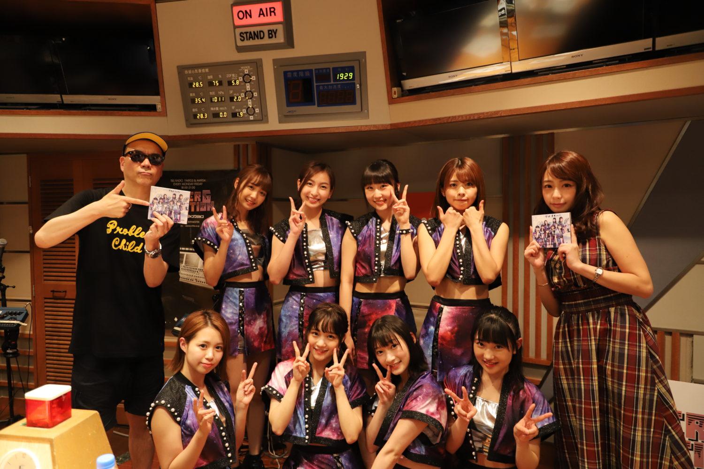 放送中                                                                                    TBSラジオ FM90.5 + AM954                                                    放送中Juice=Juiceのスタジオライブ、歌の上手さとカッコ良さに唸るしかない                この記事の                番組情報            アフター6ジャンクション