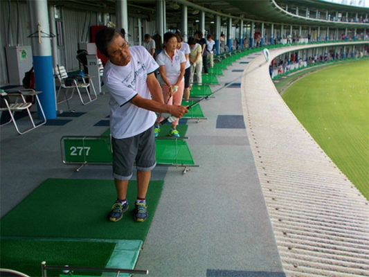 ゴルフスクール