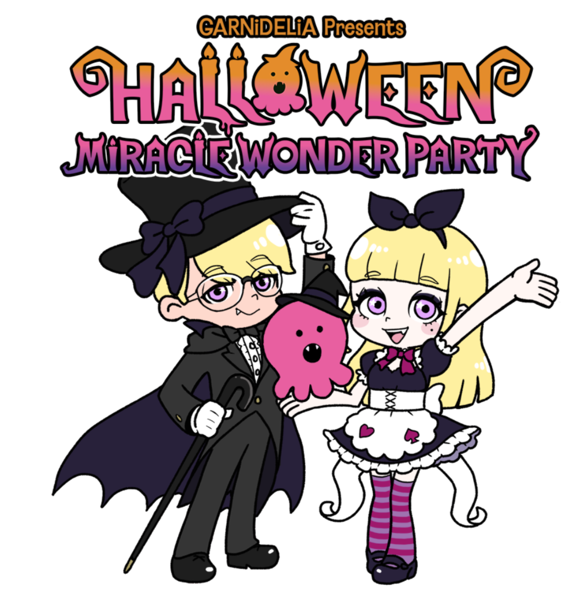 《Special Live》 GARNiDELiA Presents Halloween MiRACLE WONDER PARTY