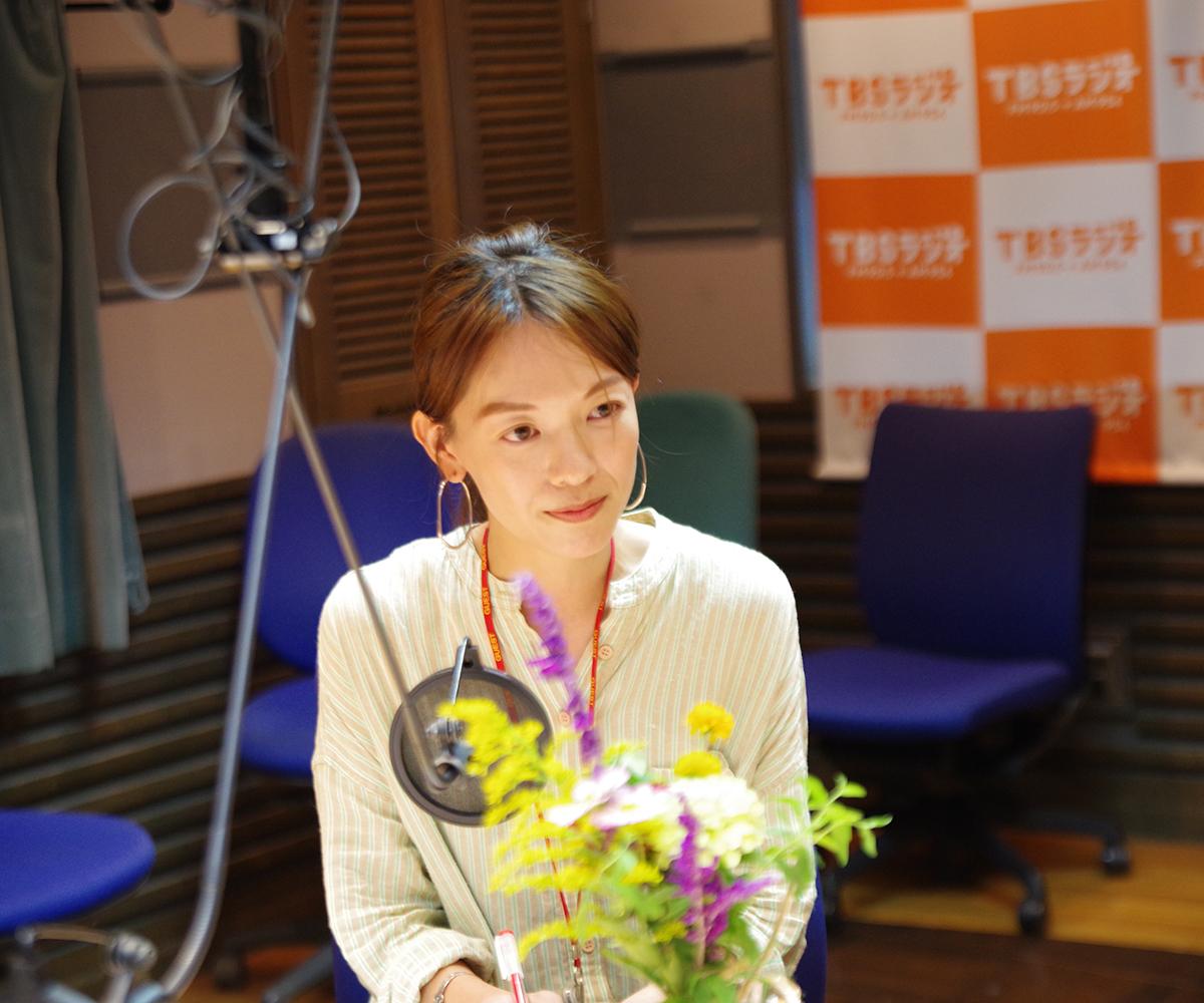 LOVEGREEN菊地麗子さんがオススメする『聴けば行きたくなる!都内のお花屋さん』【お花プロジェクト#2】
