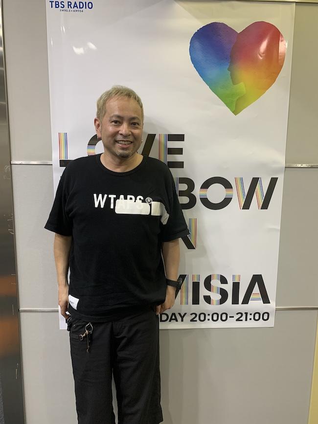 番組初スタジオゲスト!DJの木村コウさん!