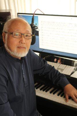 「TBSこども音楽コンクール」審査員 外山和彦(作曲家)