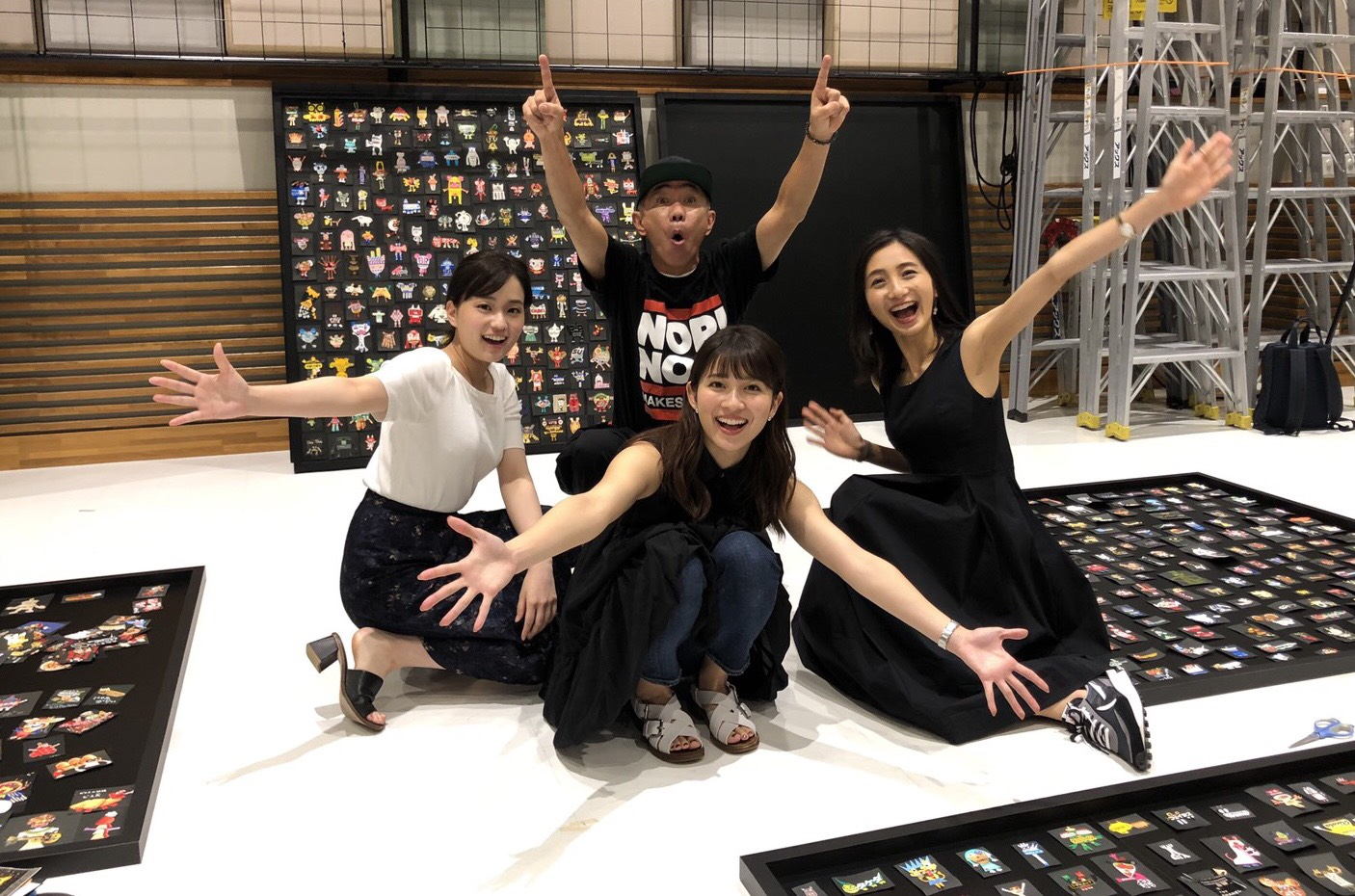 TBS★篠原梨菜 Vol.8★はやドキ!あさチャン!BLITZ POWER PUSH YouTube動画>15本 ->画像>863枚