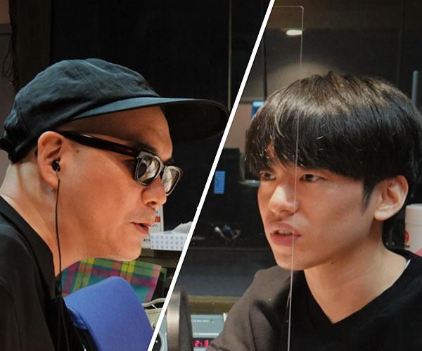水曜ACTION最終回のゲストはDJ松永のHIPHOPとラジオの師匠、RHYMESTER・宇多丸!
