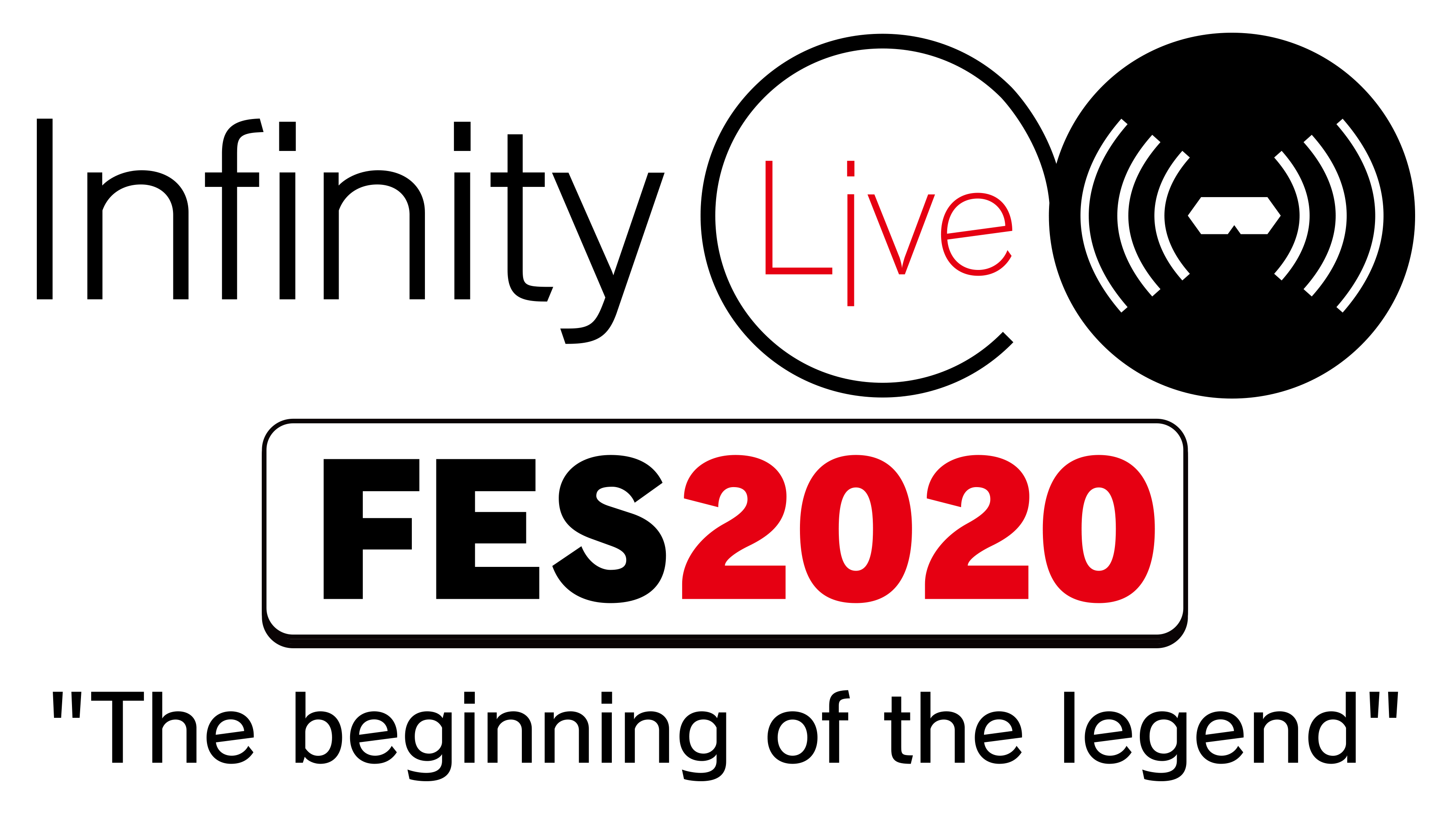 infinity live FES2020