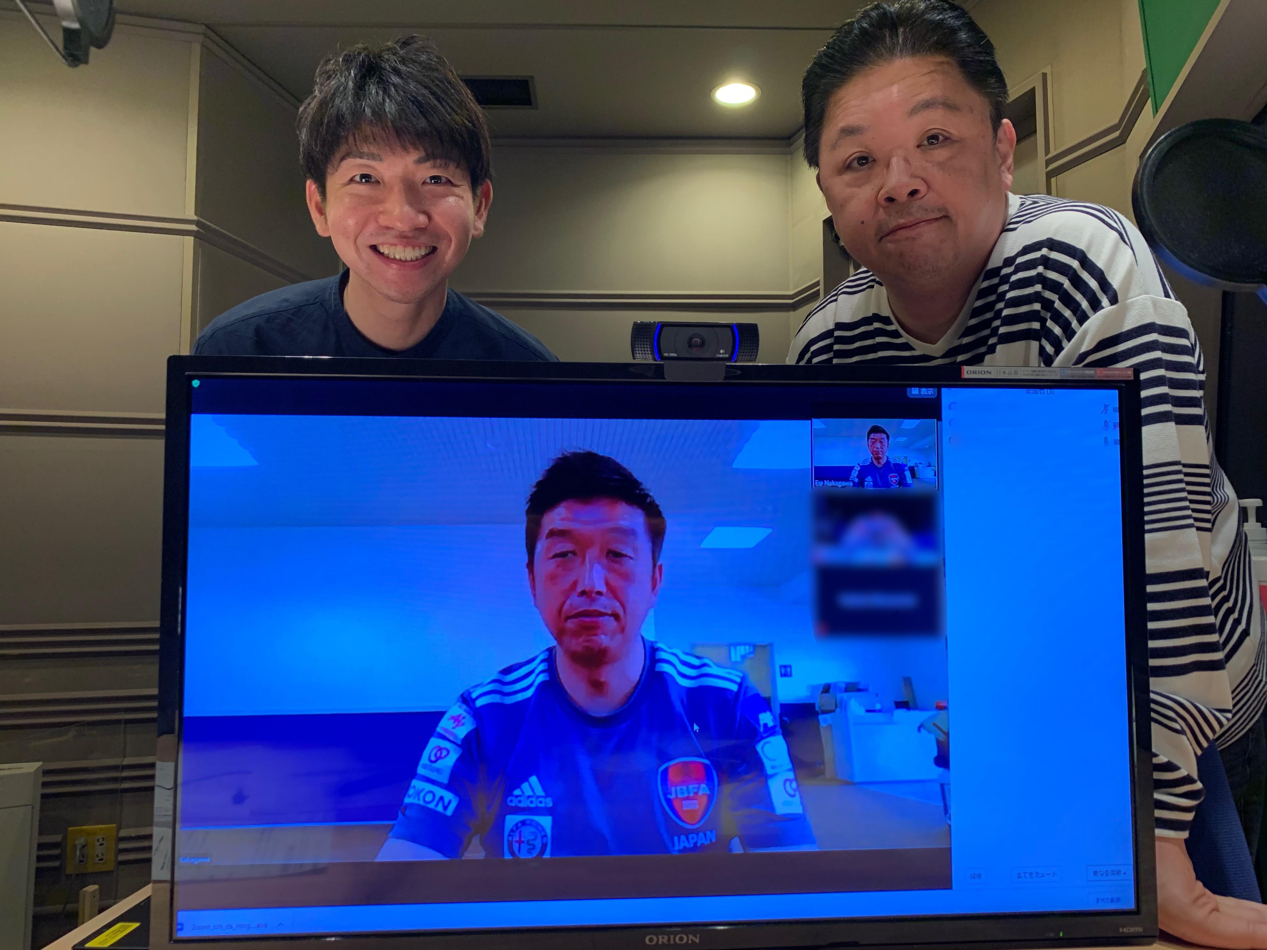 パラスポーツと 中川英治コーチ